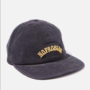 NEW Cotton On No Problem corduroy hat